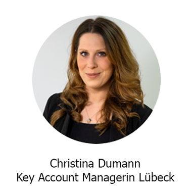 Küstenfischer.de – Christina Dumann Key Account Managerin Lübeck