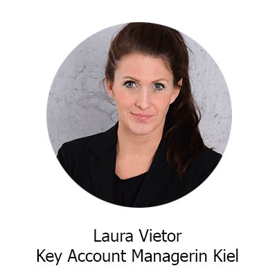 Küstenfischer.de – Laura Victor Key Account Managerin Kiel