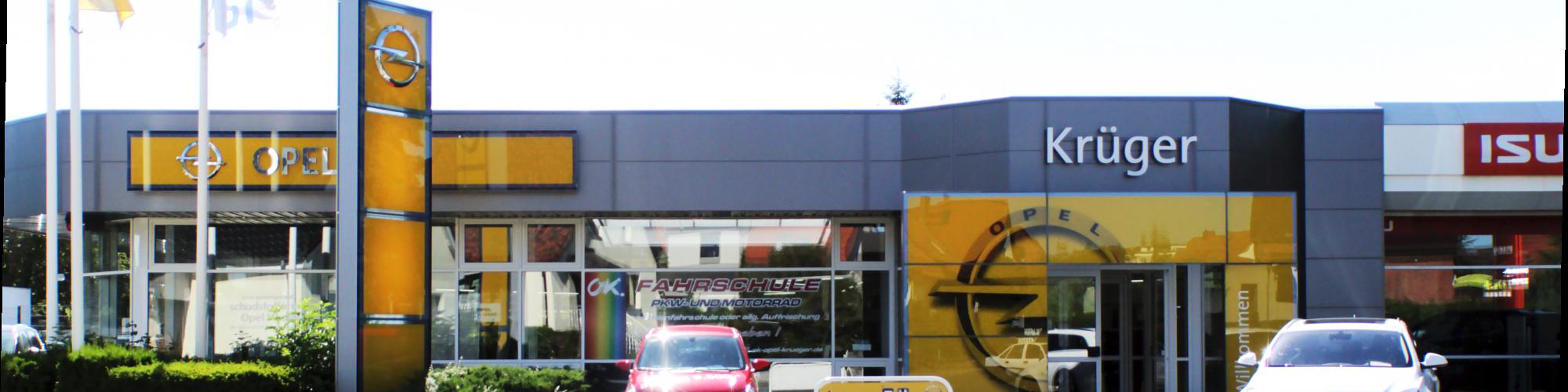 Autohaus Manfred Krüger GmbH
