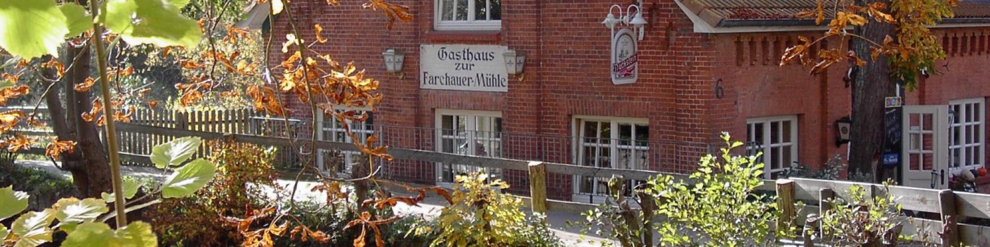 Hotel - Restaurant - Cafe Farchauer Mühle