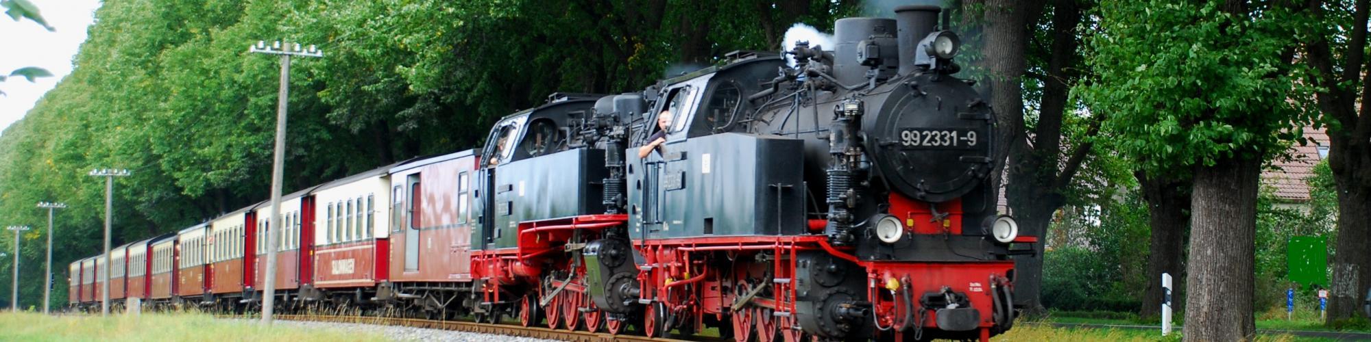 """Mecklenburgische Bäderbahn """"Molli"""" GmbH"""