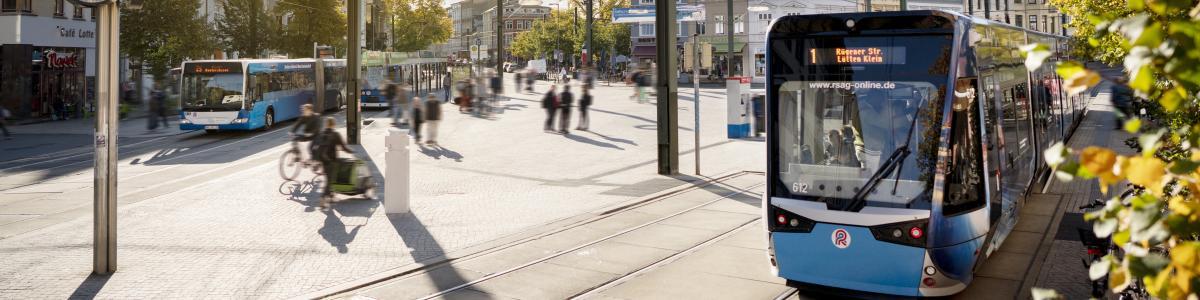 Rostocker Straßenbahn AG cover