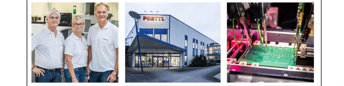 PRETTL Electronics Lübeck GmbH cover