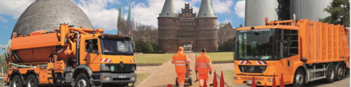 Entsorgungsbetriebe Lübeck cover