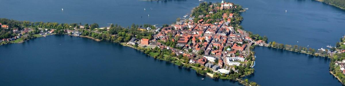 Inselstadt Ratzeburg cover