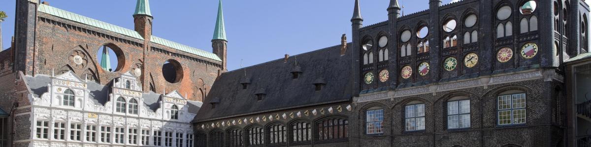 Hansestadt Lübeck cover
