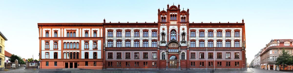 Universität Rostock cover