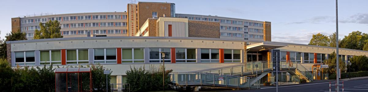Klinikum Südstadt Rostock cover