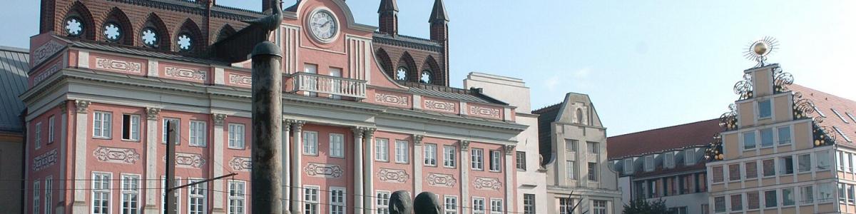 Hanse- und Universitätsstadt Rostock cover