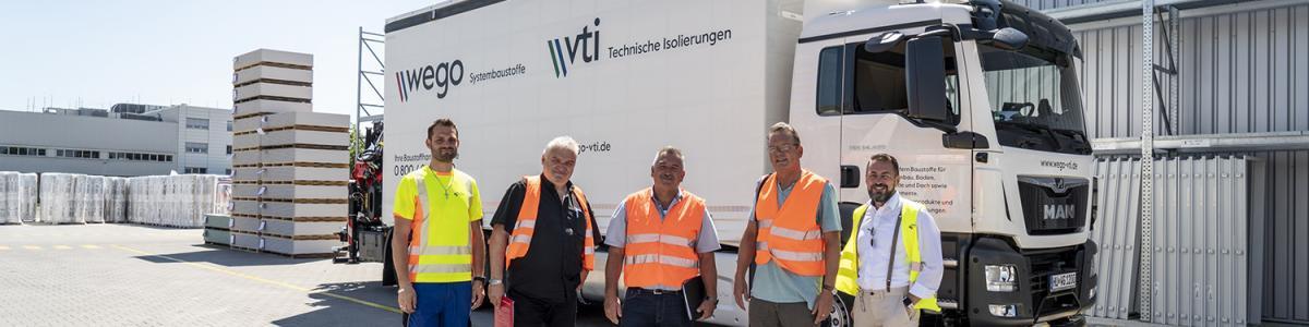 Wego Systembaustoffe GmbH cover